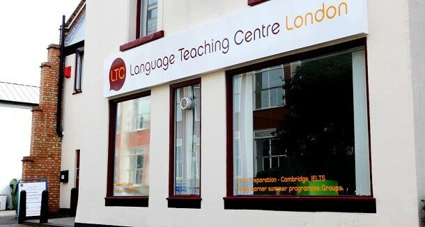 Language school in London