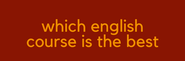 Which English Course Is Best? What Course Should You Take   LTC